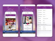 LunchClick iOS App