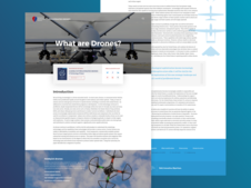 Proliferated Drones