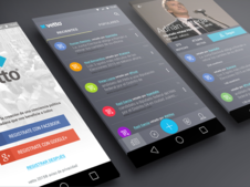 Vetto | Android App