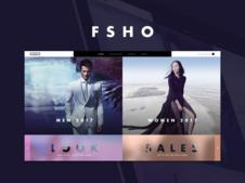 FSHO - Webstore UI