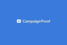 Campaign Proof - Conceptualization   Branding   Visual Design   Product Design   UI   UX