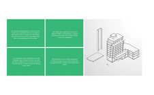 Lux Corporate Center Identity Design