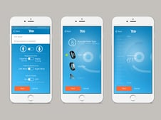 Yoo Fitness Mobile App
