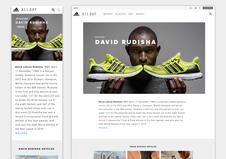 Adidas ALL DAY Blog