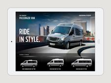 Mercedes-Benz Sprinter App