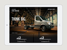 Mercedes-Benz Sprinter App