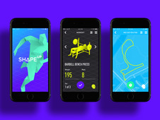 ShapeUP Gym App