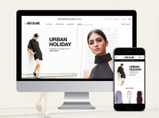 Le Box Blanc: eCommerce Site