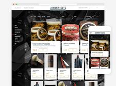 Johnny+Cuts Website