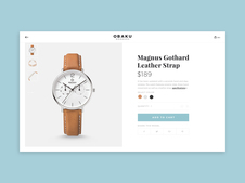 Obaku Website Redesign