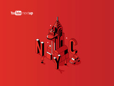 YouTube NextUp  // Rebranding