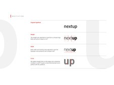 YouTube NextUp  // Rebranding