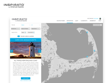 Inspirato Responsive Website and Mobile Web