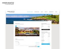 Inspirato Responsive Website and Mobile Web