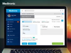 Patient Record Desktop Software Application