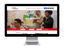Asia Catalyst Website Redesign