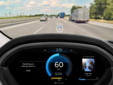 Autonomous Driving UX
