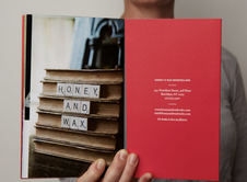 Honey and Wax Branding & Catalogs