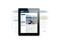 Responsive Website and Social Media Campaign for GAA