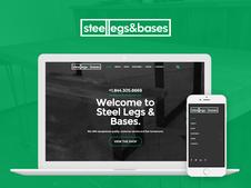 Steel Legs & Bases
