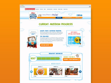 "Frosted Mini Wheats ""Everyday is a Big Day"" Website & Email Templates"