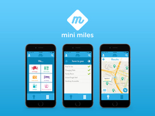 Mini Miles App