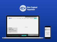 New England Aquarium Website