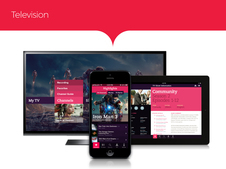 Singtel Digital Visual Design Language