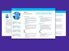 ViiV Healthcare (GSK) | Responsive Web App
