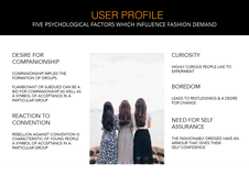 UX Design for Goodwill | Mobile Fashion App Design