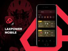 LaxPower App | Mobile