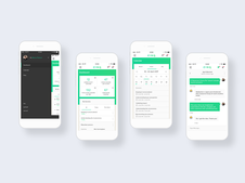 CINQ | Web and Mobile Dashboard