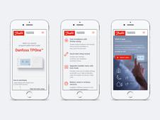 Danfoss TPOne Website