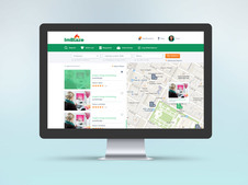 ImBlaze | UX/UI for an Internship Portal and Web App