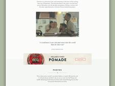 SCHOREM BARBERS | Responsive Web Design