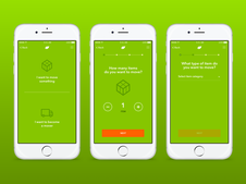 Leaf Cutter Moving iOS App