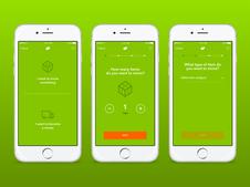 Leaf Cutter Moving iOS App