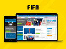 FIFA Intranet Redesign and Modernization