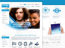 Wonga | Short-term Loans