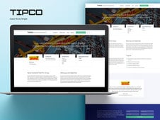 TIPCO Website Redesign and Optimization