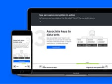 IBM Pervasive Encryption Demo