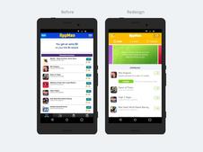 Appman | Web App Redesign