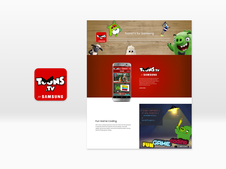 ToonsTV App