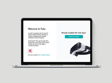 Yulio VR | User Interface