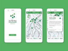 Aj Šetaj! | Take a Hike! App