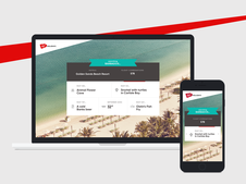 Virgin Holidays · Search Experience