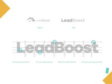 LeadBoost // Brand Identity
