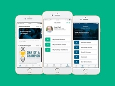 Woodlands Church iOS app