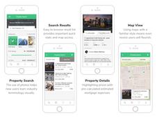 LocationCubed Mobile UI/UX