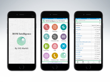 Engineering Components (Parts) Lifecycle Management System - Mobile Companion